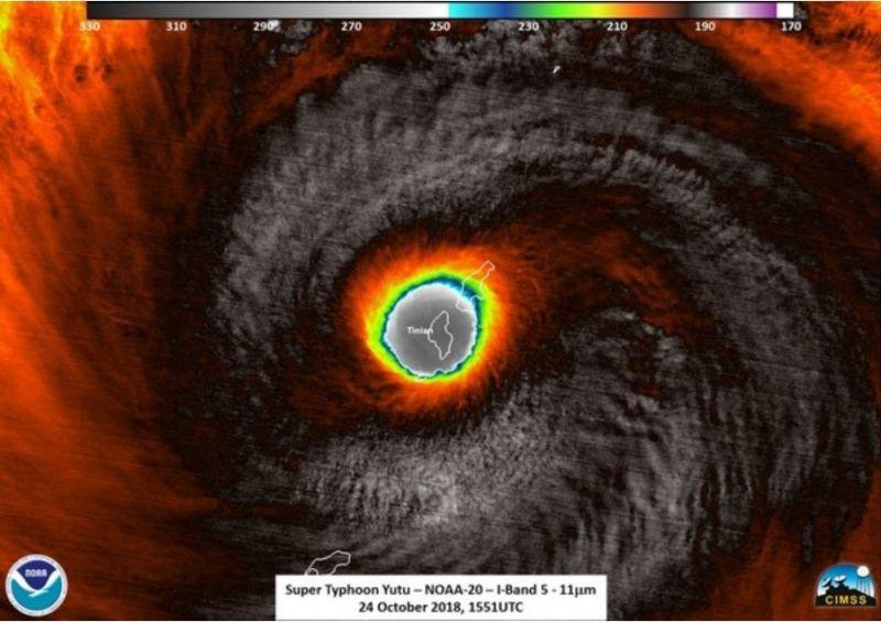 Typhoon Yutu weakens ahead of PH entry