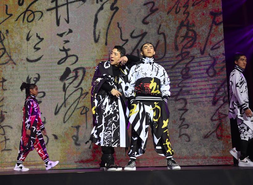 「嘻哈故宮」活動串連時尚設計、音樂以及舞蹈新秀(圖/嘻哈故宮)