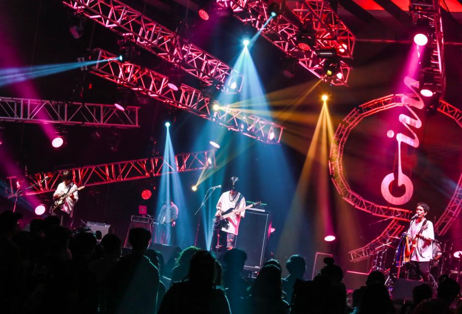 Asia Rolling Music Festival 將至晚間9點結束(圖/金音創作獎)