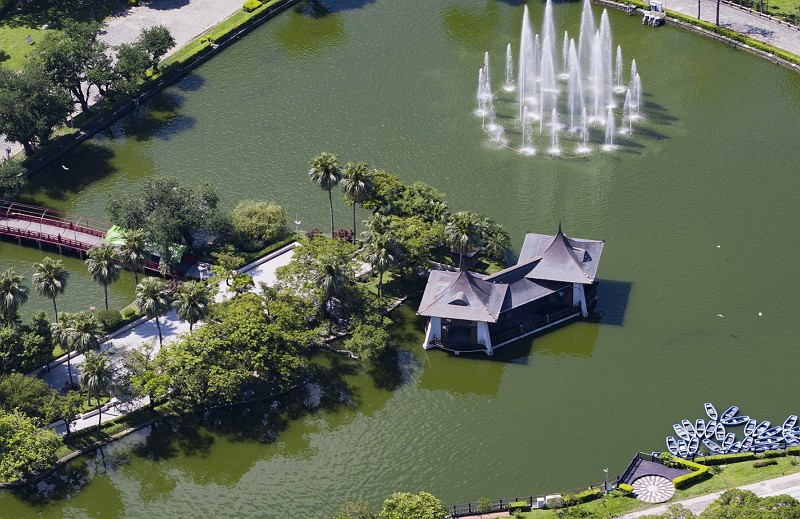 Taichung Park (Photo/Taichung City Government)