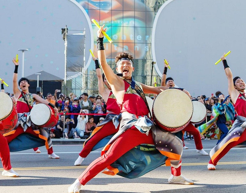 (photo taken from Taichung International Dance Parade & Festival official website http://www.tcidp.com/site/index)