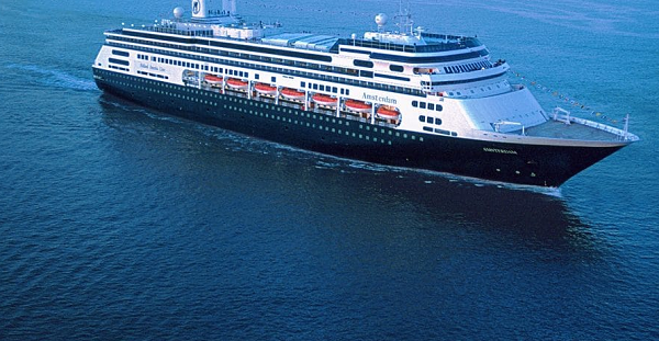 The Amsterdam (Image from Holland America Line)