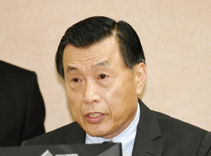 國家安全局長彭勝竹