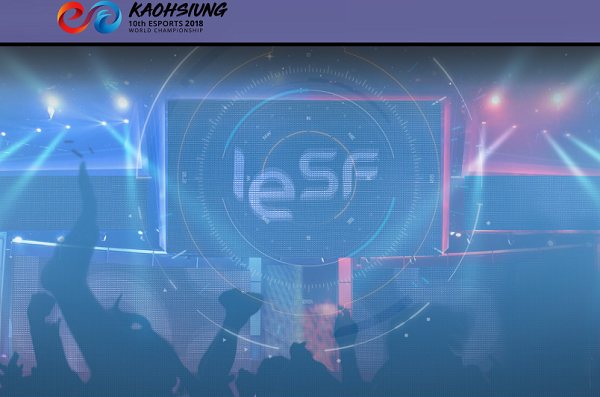 Image from IeSF