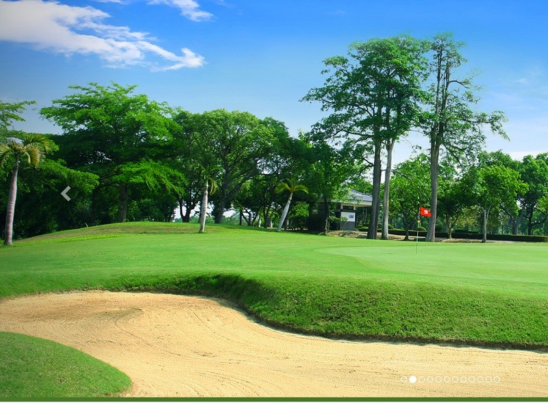 Nan Yi Golf Country Club (photo taken from Nan Yi Golf Country Club website http://www.nanyigolf.com.tw/index.php)