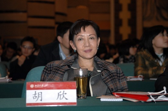 Hu Xin (Photo taken from people.cn)
