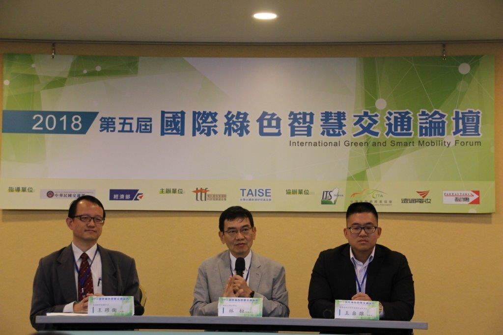 簡又新籲抓住時機 用ICT產業發展台灣汽車工業