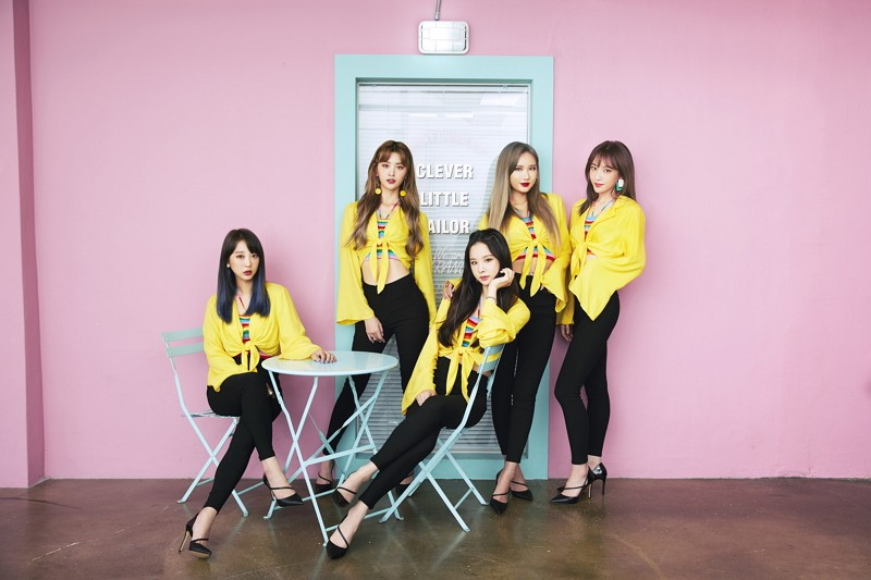 South Korean girl group EXID will perform in Taipei year-end bash (Photo/Department of Information and Tourism)
