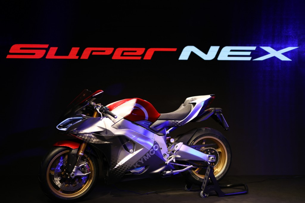 Kymco SuperNEX (image from Kymco)