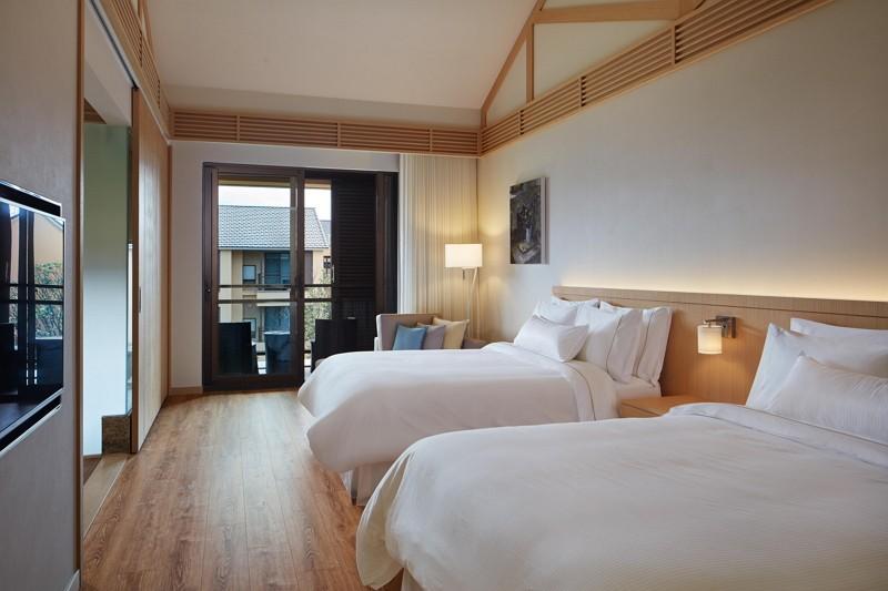 宜蘭力麗威斯汀X大倉久和大飯店   三天兩夜雙城假期