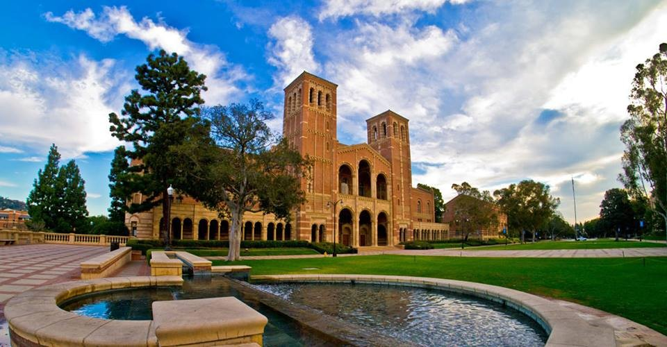 UCLA Campus (Image from Facebook)