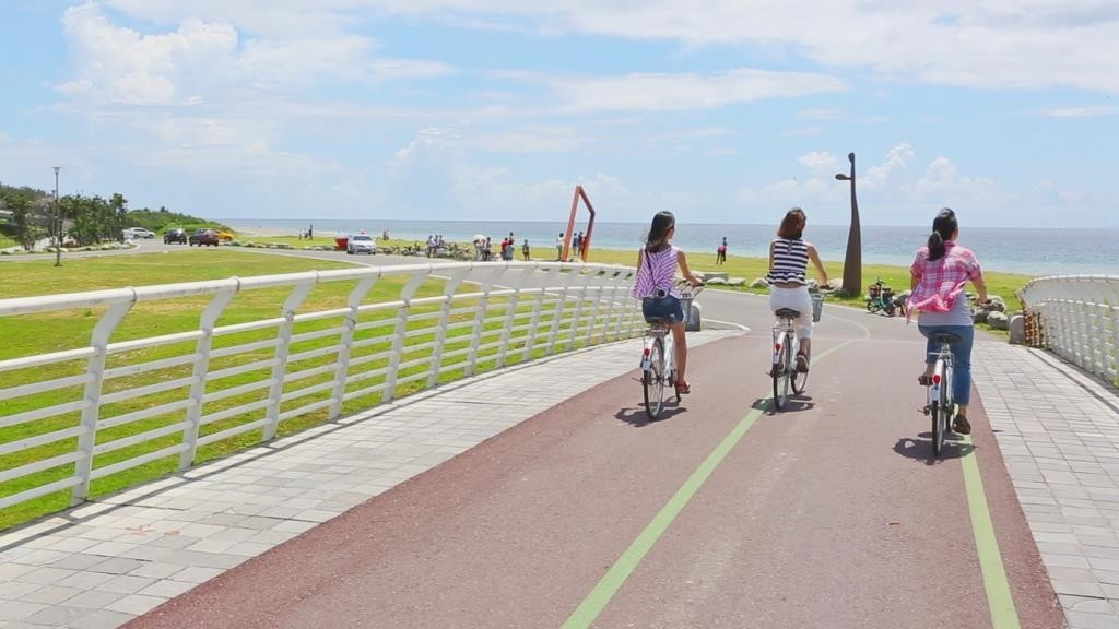 Mountain-Sea Bike Trail (Image from Taitung County Government)
