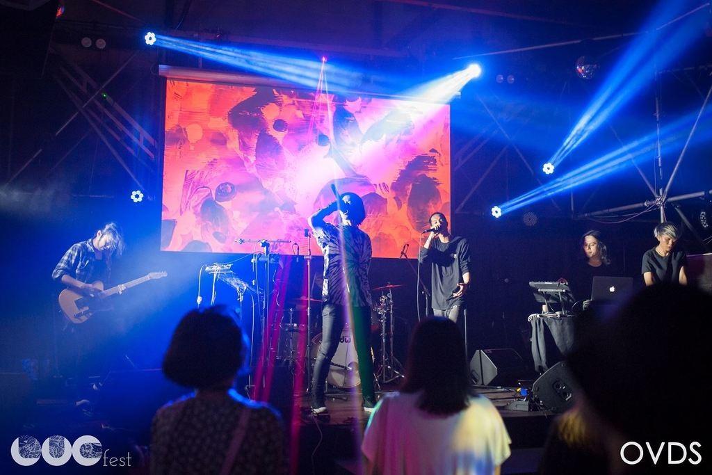 (image courtesy of LUCfest - Travel Tainan)