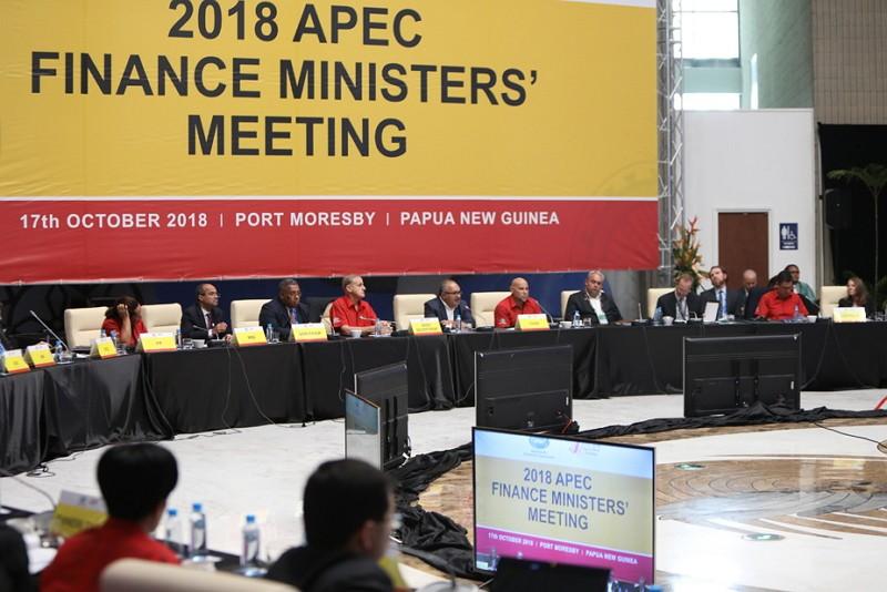 APEC財長會議已於10月召開(圖/APEC官網)