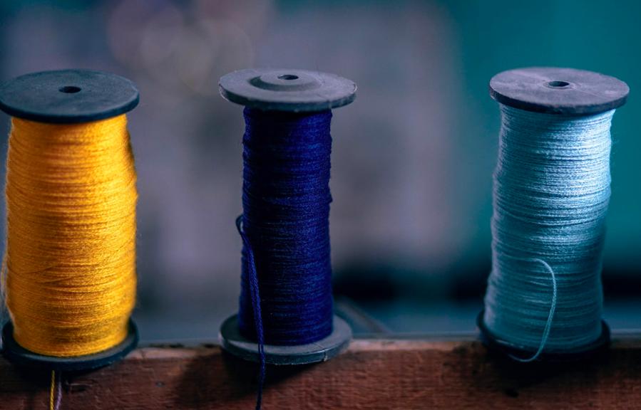 紡拓會執行紡織品行銷計畫,盼創6800萬美元商機(圖/pexels)