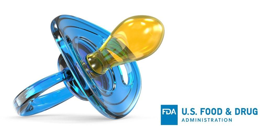 圖取自美FDA官方推特。