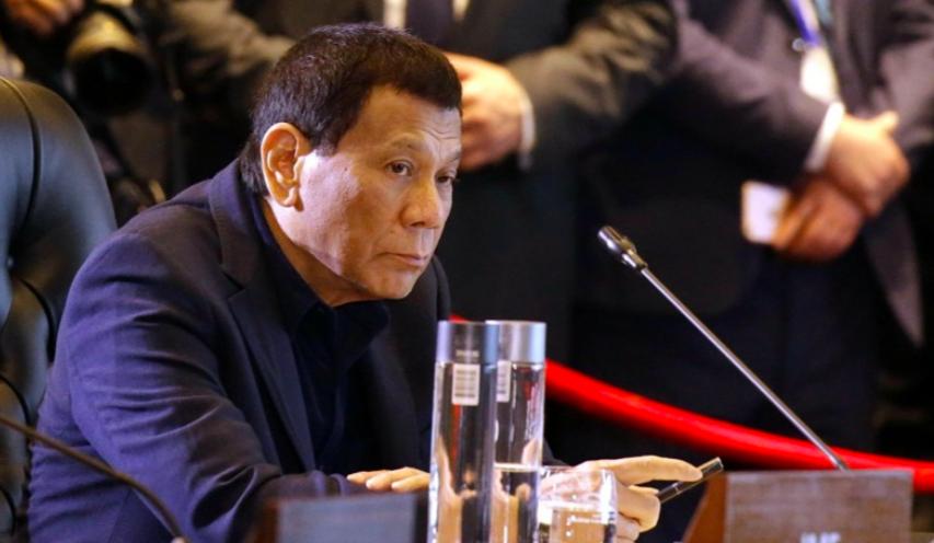 菲律賓總統杜特蒂棄美親中政策,將在習近平進行國是訪問後有所改變?(圖/美聯社)