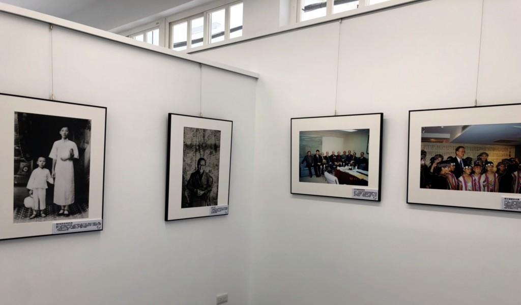 「簡吉紀念館」歷史照片展(圖片提供:高雄市政府教育局)