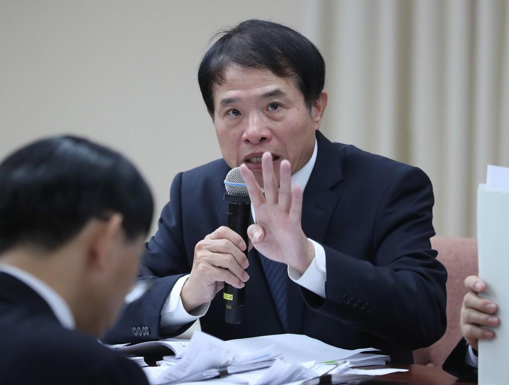 國家通訊傳播委員會副主委翁柏宗(照片來源:中央社提供)