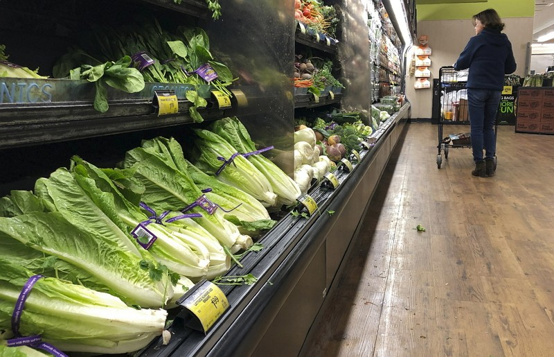 Romaine Lettuce Is Not Safe To Eat Whatsoever, CDC Warns