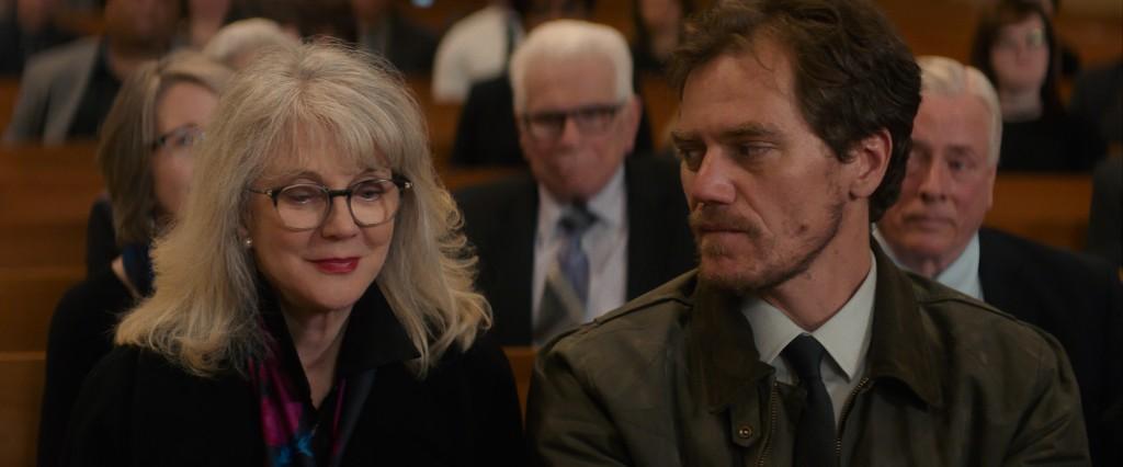 【被遺忘的幸福】中布萊絲丹娜(左)與麥克夏儂(右)在片中飾演母子。(采昌國際多媒體提供)
