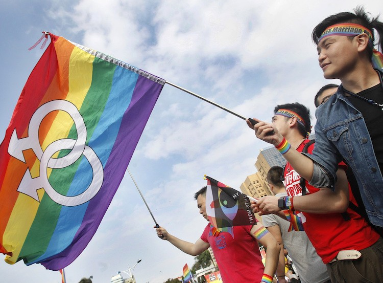The outcome of the gay rights referendums has undermined Taiwan's progressive image, writes the New York Times.