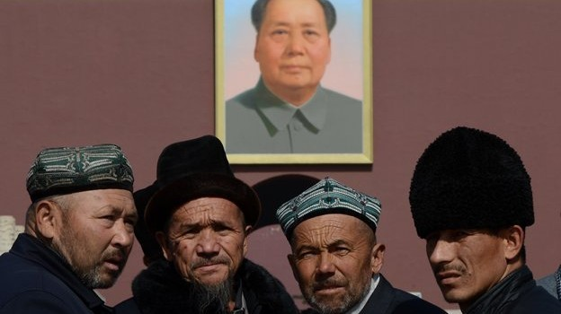 (Image from Uyghur Foundation of the Netherlands)