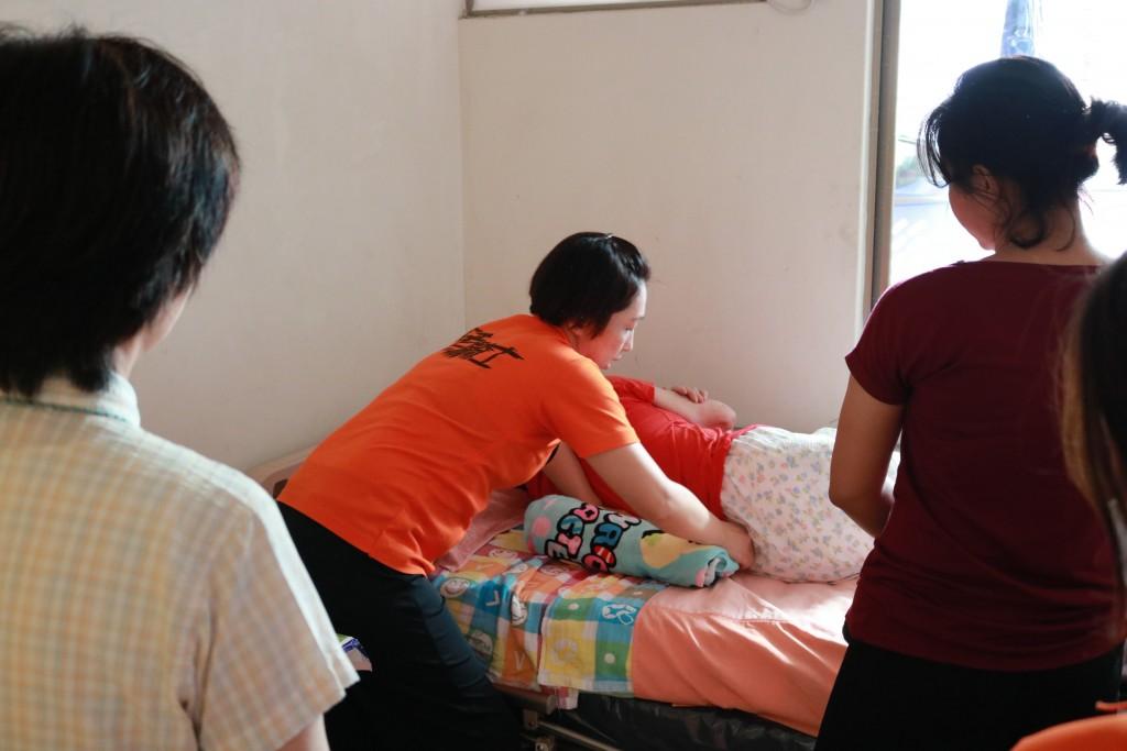 (圖片:台中市勞工局)