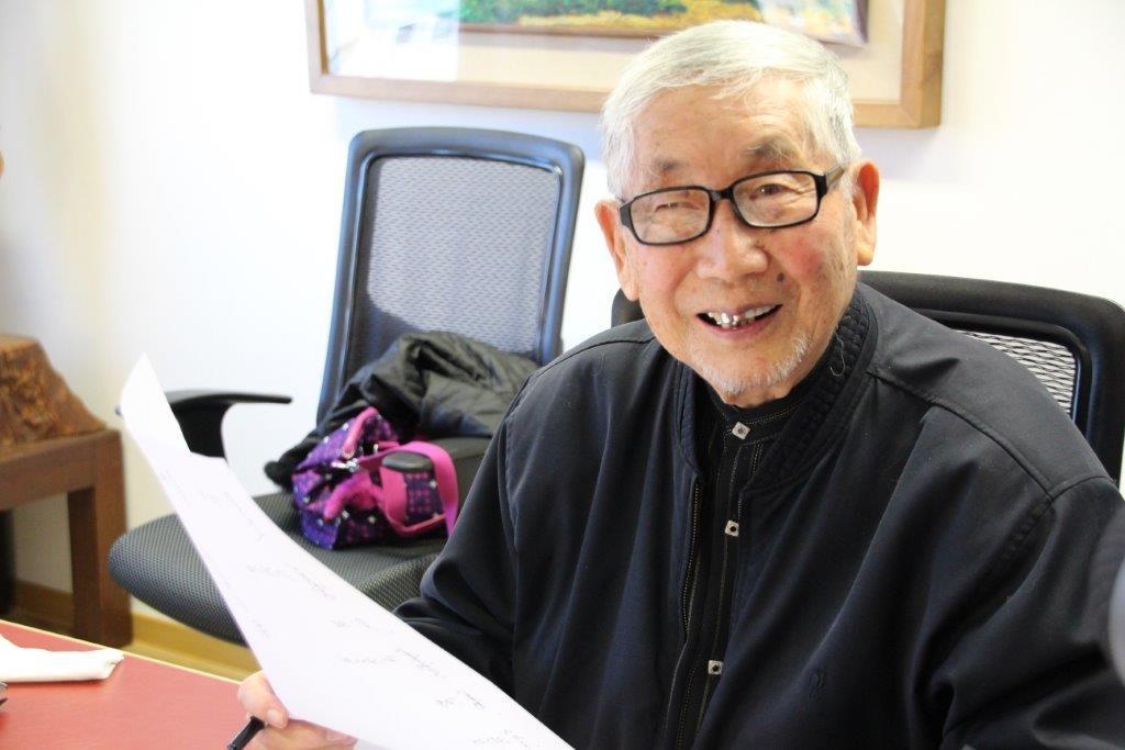 台灣國寶級滿文教授廣定遠