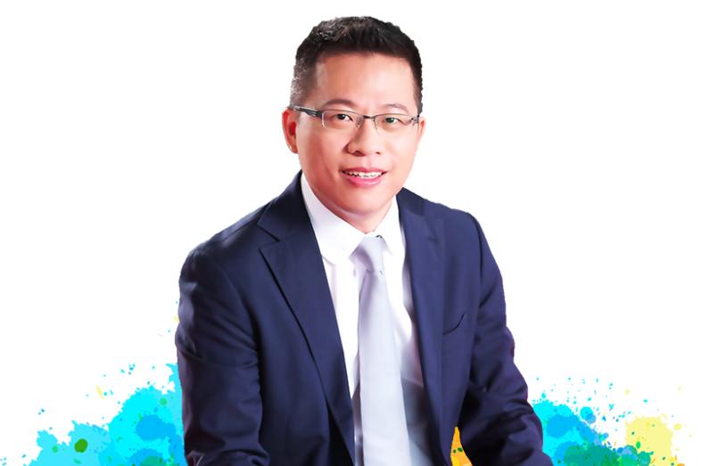 台灣專科醫師賴育宏創癌症基因突變檢測平臺(圖/行動基因)