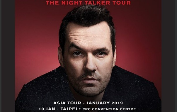 Jim Jefferies. (Image from Jim Jefferies Twitter)