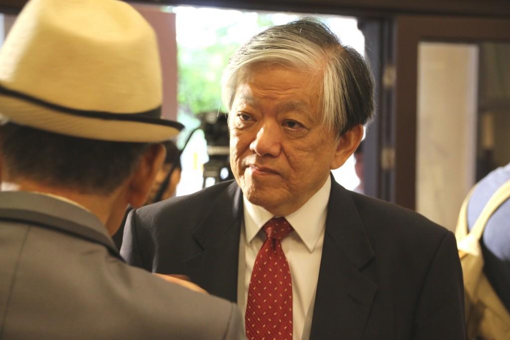I-Mei CEO Luis Ko