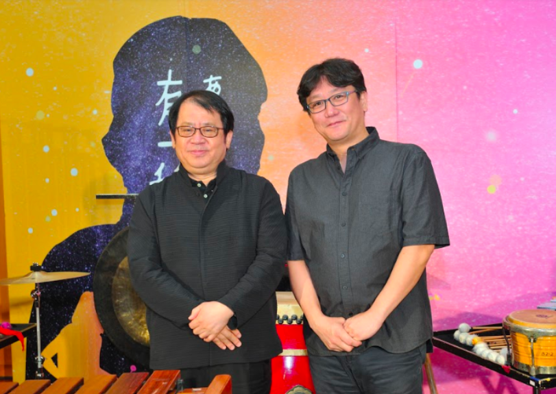 Japanese musician gave up NHK career to pursue dream in Taiwan