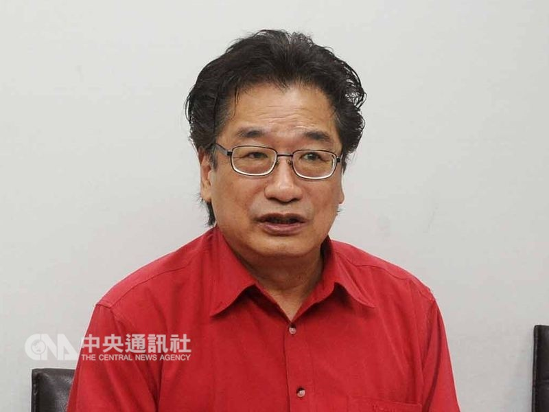 Former KMT legislator Lee Ching-hua.