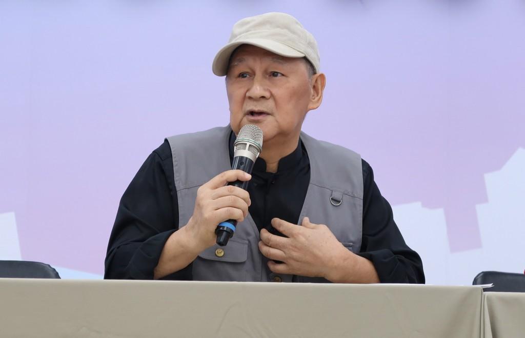 憂影響韓國瑜團隊形象 林國權放棄入小入閣(圖/中央社)