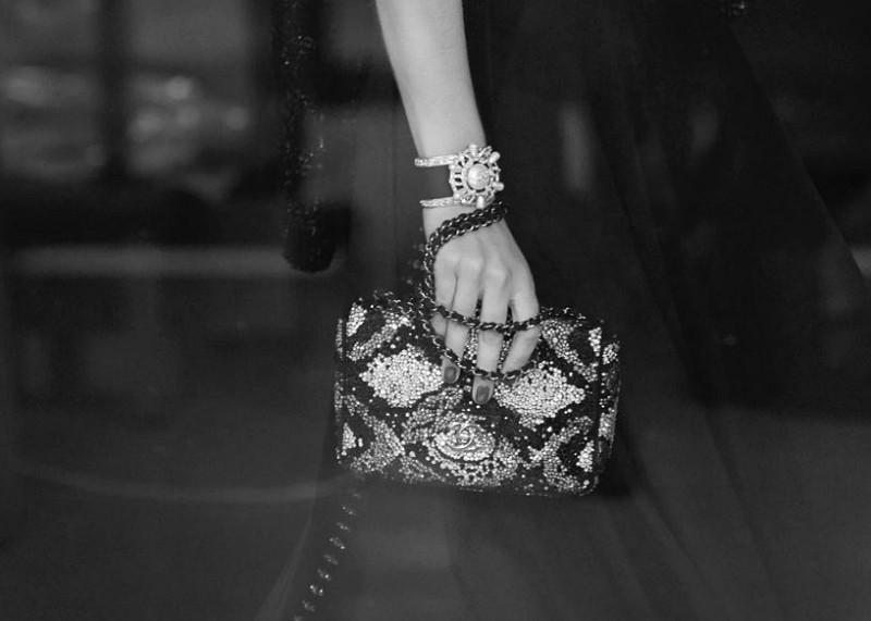 香奈兒包包(圖/臉書@chanel)