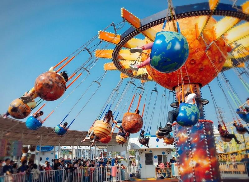 Taipei Children's Amusement Park (Photo/Travel Taipei website)