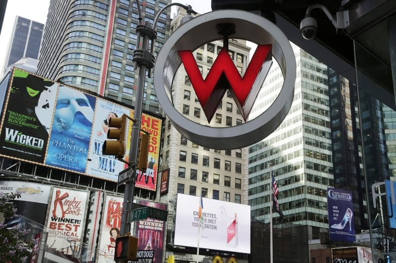 New York's W Hotel - a Marriott subdivision