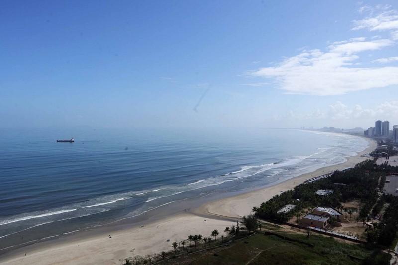 A beach in Da Nang (Photo/CNA)