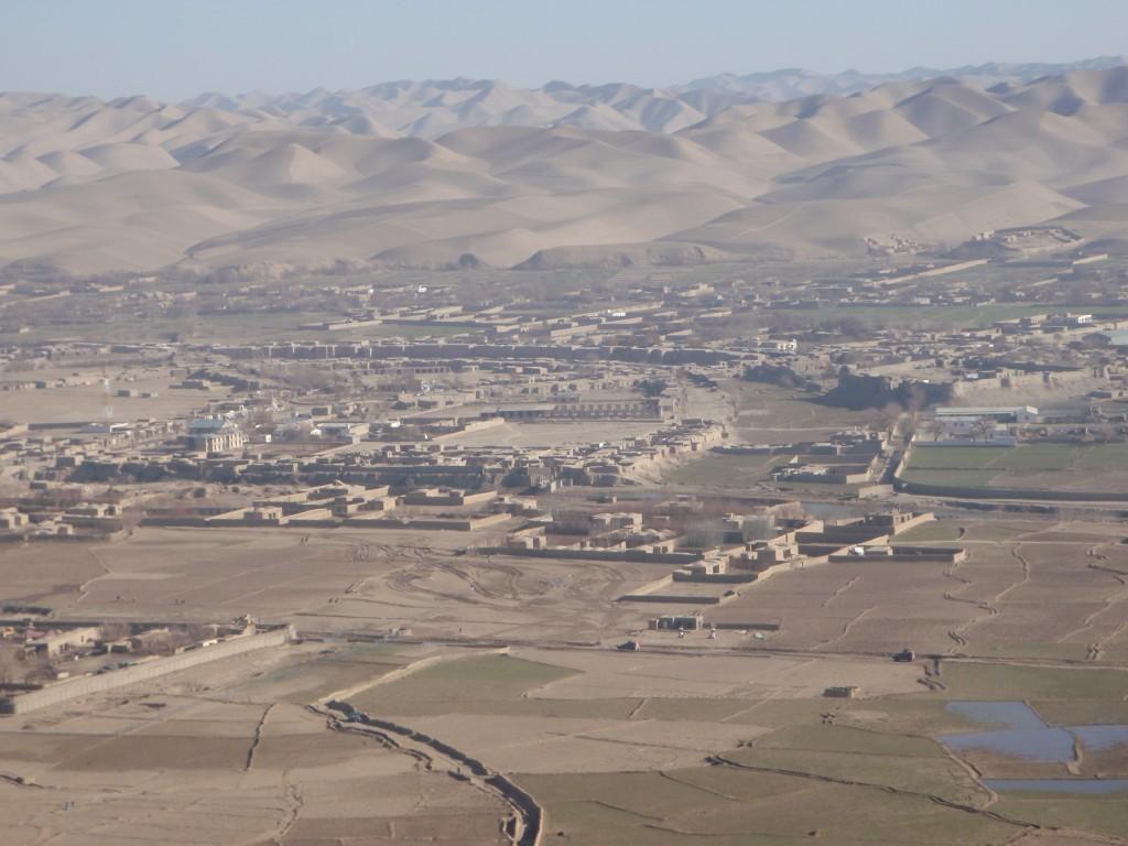 阿富汗正遭逢史無前例的嚴重乾旱。(維基百科)