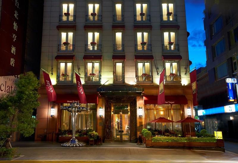 Hotel Éclat Taipei