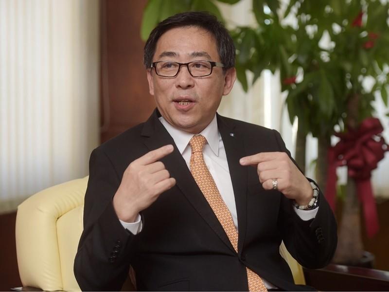 移民署長楊家駿(圖取自移民署網頁www.immigration.gov.tw)