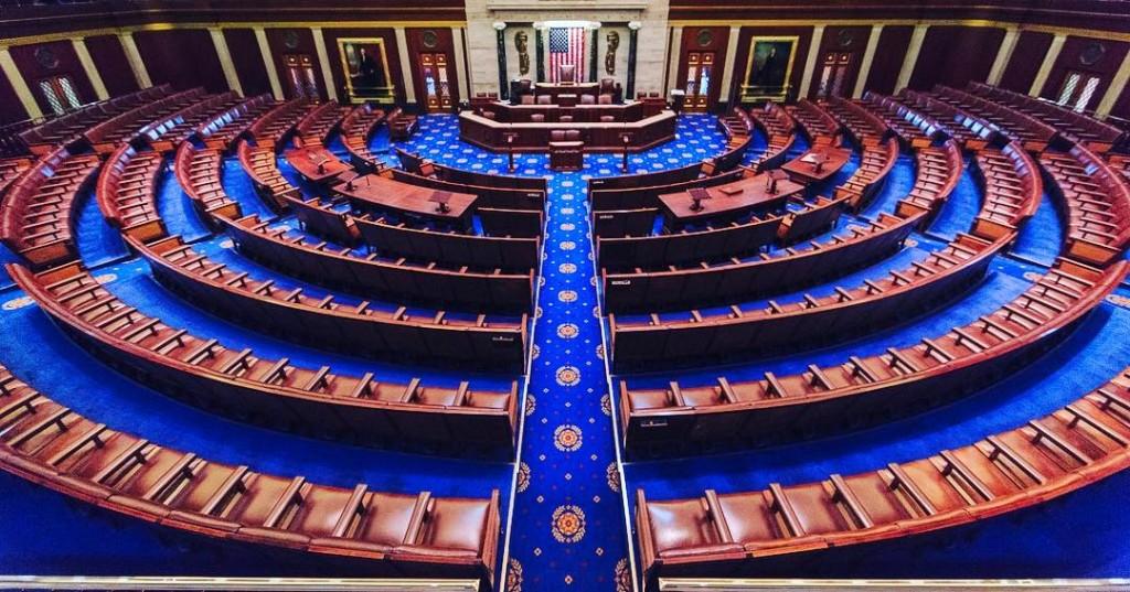 U.S. House of Representatives Chamber