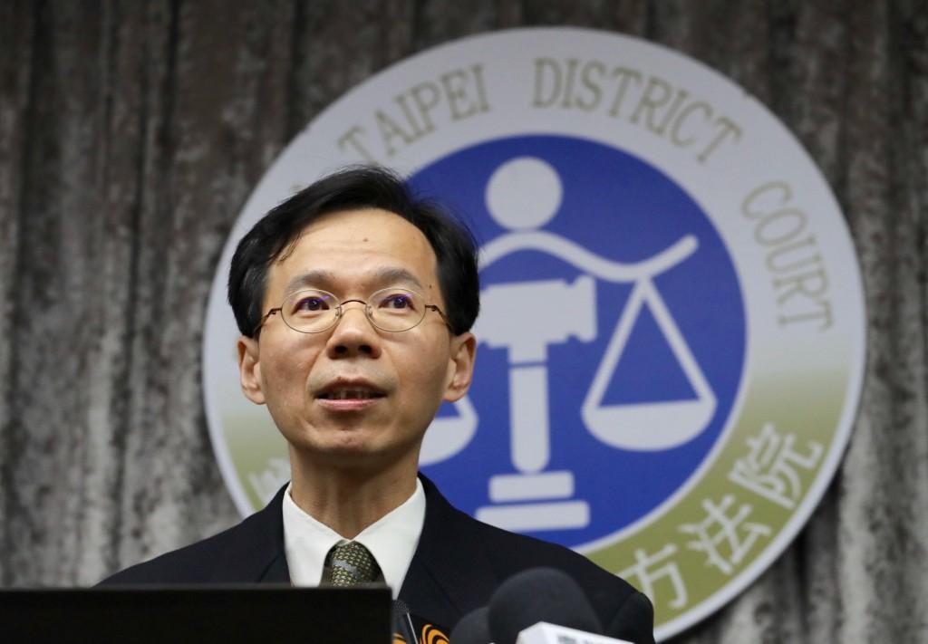中國國民黨台北市長候選人丁守中日前聲請重新計票,台北地方法院13日上午由行政庭長黃柄縉(圖)公布重新計票結果。