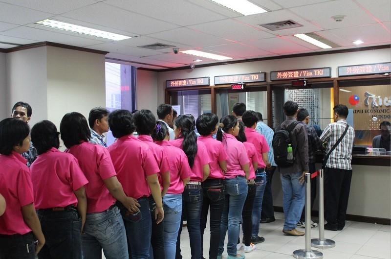 台灣印尼將簽備忘錄 聚焦調高移工薪資
