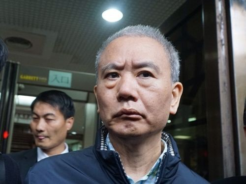 Tycoon Wei Ying-chun.