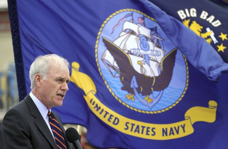 US Navy contractors' data compromised by ...