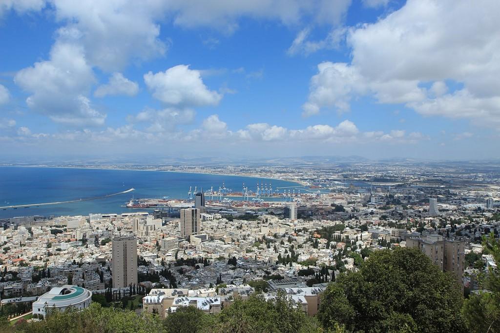 Haifa Port, Israel