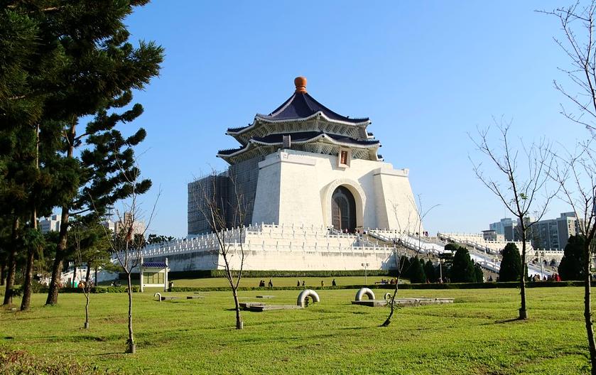 中正紀念堂(照片來源:資料照片/Pixabay提供)