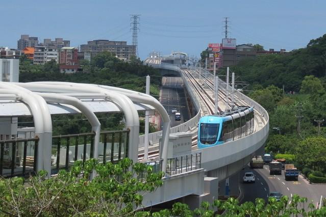 淡海輕軌12/23通車 加速帶動區域發展